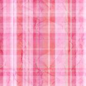 Background -  pink plaid — Stock Photo