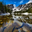 Dream Lake at the Rocky Mountain National Park — Stock Photo #56354917