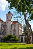 Bielinski Palace in Otwock Wielki — Stock Photo