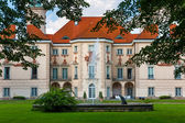 Palace in Otwock Wielki — Stock Photo
