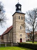 Baptist Church in Pisz Town, Poland — ストック写真
