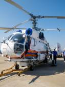 Kamov Ka-32 Fire Attack helicopter — Stock Photo