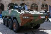 Rosomak - Infantry fighting vehicle — Foto de Stock