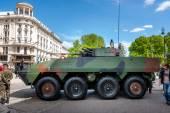 Infantry fighting vehicle - Rosomak — Foto de Stock