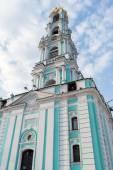 Sergiev Posad, Rusya Federasyonu - 28 Mart 2015. Çan kulesi içinde bölge, St Sergius kutsal Trinity-St Sergius Lavra - Rusya'nın en büyük Ortodoks Manastırı, Radonezhsky. — Stok fotoğraf