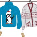 Christmas sweaters — Stok Vektör #59755019