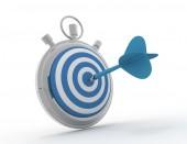 Conceito de estratégia de marketing — Fotografia Stock