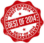 Best of 2014 — Stock Vector