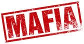 Mafia stamp — Stock Vector