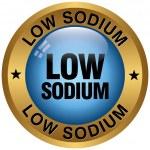 Low sodium icon — Stock Vector #66733927