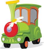 Trem de crianças — Vetorial Stock