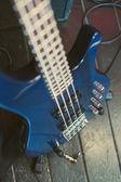 Electric guitar. — Stock Photo