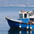 Blue fishing boat — Stock Photo #67799231