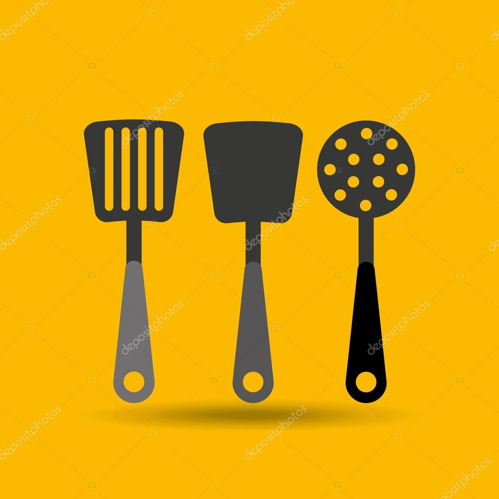 cibo di strumenti di cucina pentole ? vettoriali stock © yupiramos ... - Strumenti Cucina