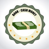 Money design — Stock Vector