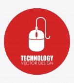 Technology design — Stock Vector