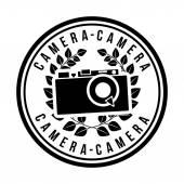 Camera design — Stock Vector