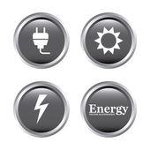 Enerji tasarımı — Stok Vektör