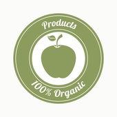 Meyve tasarım — Stok Vektör