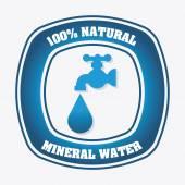 Water design — Stock Vector