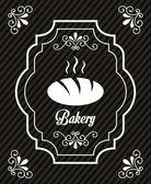 Conception de la boulangerie — Vecteur