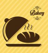 Progettazione di prodotti da forno — Vettoriale Stock