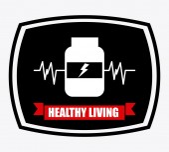 Progettazione sana — Vettoriale Stock