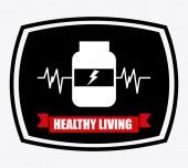 Projeto saudável — Vetorial Stock