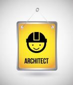 建築設計 — ストックベクタ