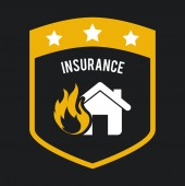 Design assicurazioni — Vettoriale Stock