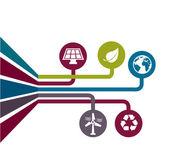 Projeto de energia — Vetorial Stock