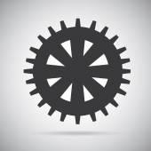 Progettazione di ingranaggi — Vettoriale Stock
