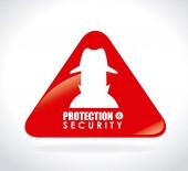Security design — Stock Vector