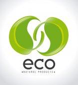 Projekt ekologia — Wektor stockowy