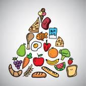 Nutrition Vector — Vetorial Stock
