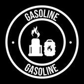 Oil design  — Stock Vector