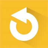 Diseño de la flecha — Vector de stock