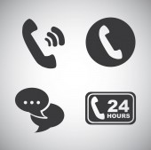 Communication illustration — Stock Vector
