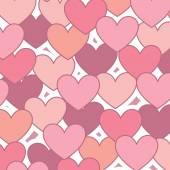 Srdce design — Stock vektor