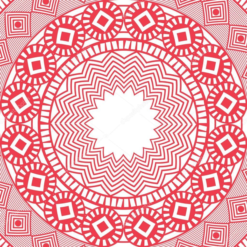 非洲文化 — 图库矢量图像08