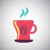 Coffee design  — Cтоковый вектор