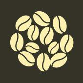 Projektowanie kawy — Wektor stockowy
