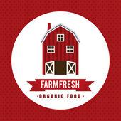 Farm design  — Wektor stockowy