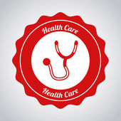 Health care design  — Wektor stockowy