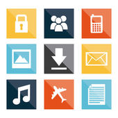 Multimedia design  — Stock Vector