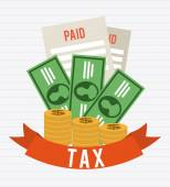 Steuern-design — Stockvektor