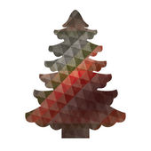 Diseño de la Navidad — Vector de stock