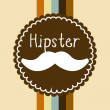 Hipster design — Stock Vector #54430337