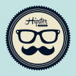 Hipster design — Stock Vector #54430365