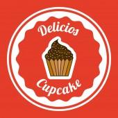 Pasta tasarım — Stok Vektör